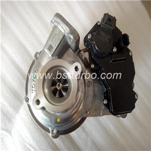 CT16V 17201-11070 17201-11080 turbo for toyota Hilux Innova Fortuner 2.4L 2GD-FTV Engine