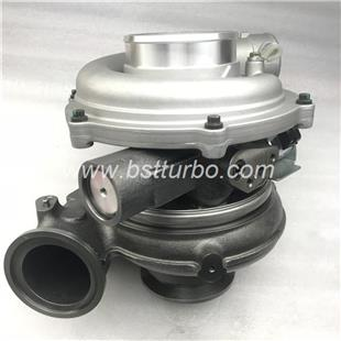 GT3782V Model 743250-0014 743250-5014 1832255C91 turbo for 2005-07 Ford  F-350 Truck