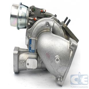 BV50 53049880052 552000560 55204598 Turbo for Fait