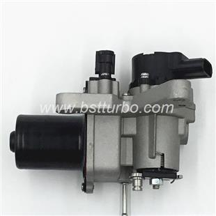 RHV4 VB37 17208-51011 17208-51010 Turbo actuator for Toyota Landcruiser V8 D 195Kw 261HP 1VD-FTV VDJ76/78/79