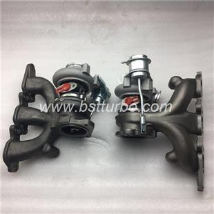 TD03 49131-05150 49131-05160 8658624 twin turbo for Volvo 2.9T S80  XC90