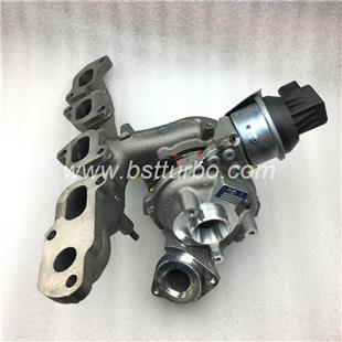 BV40 54409880005  03L253056E turbo for Volkswagen Ibiza V 2.0L