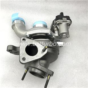 BV40 54409880014 54409700014 A6710900780  turbo for Ssang Yong Rexton III 2.0 155 KM D20DTR Engine
