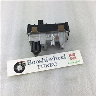 6NW009660- G-001  781751 TURBO ACTUATORS