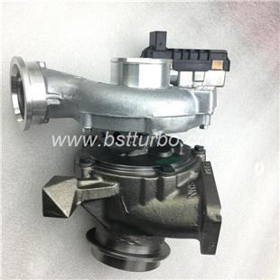 GTB1749VK 759688-0009 A6460900480 turbo for  Mercedes Benz Truck Sprinter Euro 4 with OM646NCV3 Engine