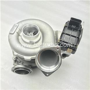 GT2260V 765985-0006 755729-0126  turbo for BMW X3 3.0d