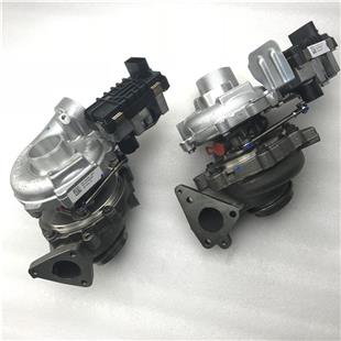 GTB1752VK 766399-5001 A6290900380 Twin turbo for Mercedes Benz GL420CDi X164