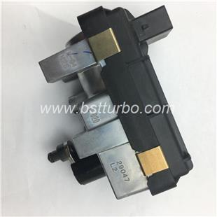 G-20 767649 6NW009550 Turbo electronic Actuator