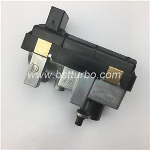 G-221 6NW008412 712120 Turbo electronic Actuator