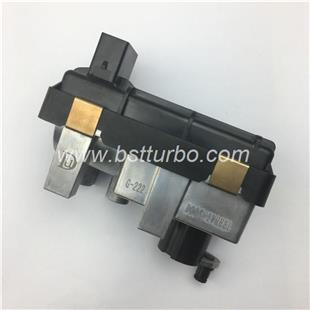 G-222 6NW008412 712120 Turbo electronic Actuator