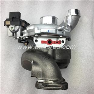 GT2260V 765156-0008 A6420901580 turbo for Mercedes Benz S Class (W220) S320 CDI with OM642 Engine 3.0L
