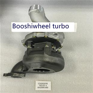 GTA2052GVK 765155-4 A6420901680 Turbo for Mercedes Benz ML320