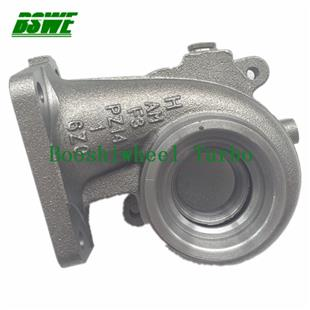 RHF3H  VJ34 VA410084  turbo backing housing for turbine housing
