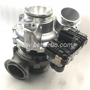 GTB2056VZK 806094-5007 turbo for BMW X3, X5, 730