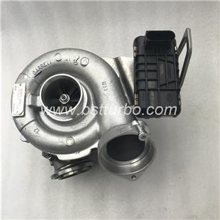 GT2260V 765985-0006 7796313F06 Garrett turbo for BMW X5 3.0 d E70 V8 M57TU2 Engine