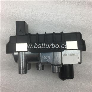 G-271 6NW008412 712120 Turbo electronic Actuator