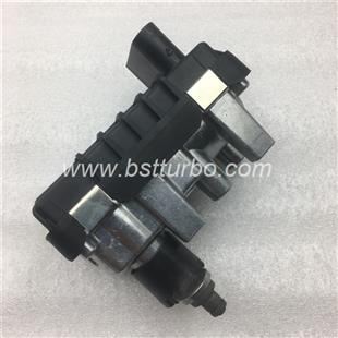 G-107 6NW008412 712120 Turbo electronic Actuator