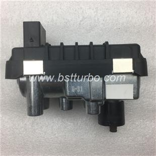G-31 6NW009483 761963 Turbo electronic Actuator