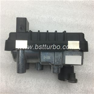 G-186 6NW008412 712120 Turbo electronic Actuator