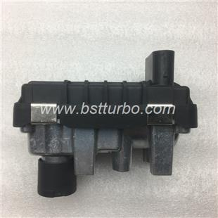 G-167 6NW008412 712120 Turbo electronic Actuator