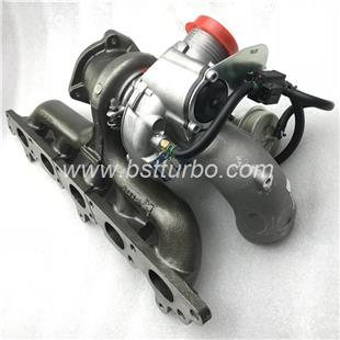 K04 53049700162  31397862 31319315 turbo for volvo S60 T5 70 2.5T Engine