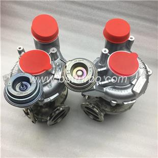 MGT2260DSL 800075-0011 784691805 S63TU twin Left turbo for BMW M5