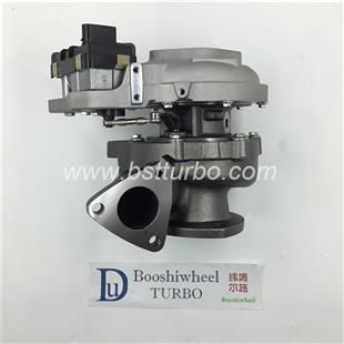 GTD2056VZK 822182-0009 turbo charger FB3Q-6K682-DD FB3Q-6K682-PC engine 3.2T 822182-0004 822181-0004 822182-0005 FORD RANGER 3.2 TDCI