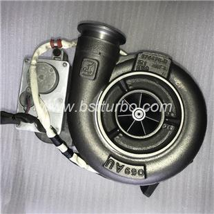 RE535845 177473 S430V-087PM5-10551ANAUM turbo for  John Deere