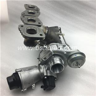 RHF4 A2700901480 120725-0252 turbo for Mercedes Benz 2.0L