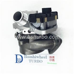 GTD1449V turbo 831157-0002 FB3Q-6K682-AB Turbocharger for FORD RANGER PUMA 2.2L engine