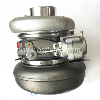 HY55V Turbocharger 504087676 4043380 4046943 4046945  for Iveco Truck Astra Engine