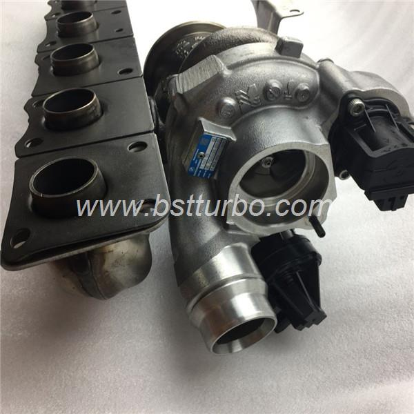 B03 7643115 18539700010 TURBO For BMW 135i N55 Engine