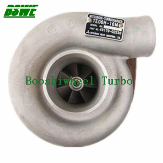 TD06H-16M  49179-02260 4917902260 Turbocharger for Caterpillar