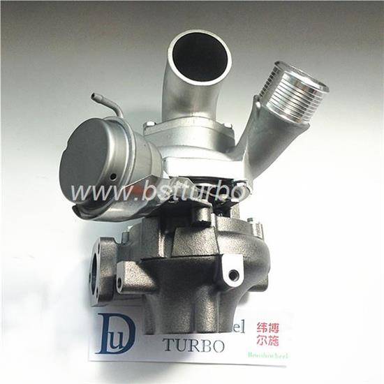 BV43 53039700353 53039880226 28231-4A700 28231-4A701 oil cooled Turbo for HYUNDAI H-1 Travel TQ Cargo 2.5 CRDi Engine
