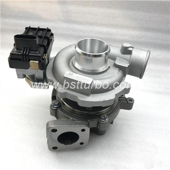 GT1756V 771953-0001 35242126F turbo for Jeep Cherokee with RA428 Euro 4 Engine