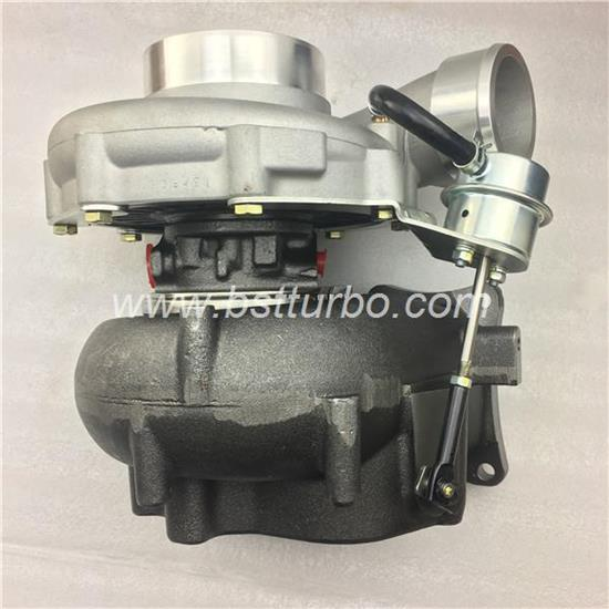 GT4294S 452281-0016 1377426 turbo for DAF Truck CF85 XF95 engine