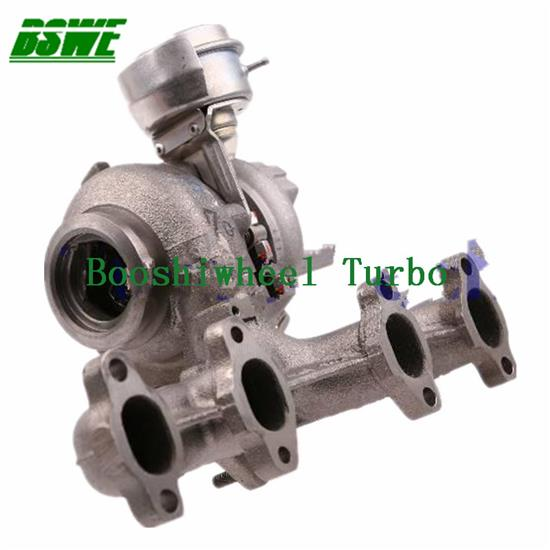 BV39  54399880072 turbo For Audi A3 & VW