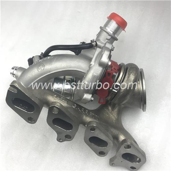 MGT1446M 781504-0004 E-55565353 turbo for Chevrolet Cruze with A14NET