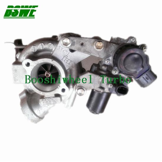 VB36 17201-51010D  17201-51021   turbo charger for Toyota
