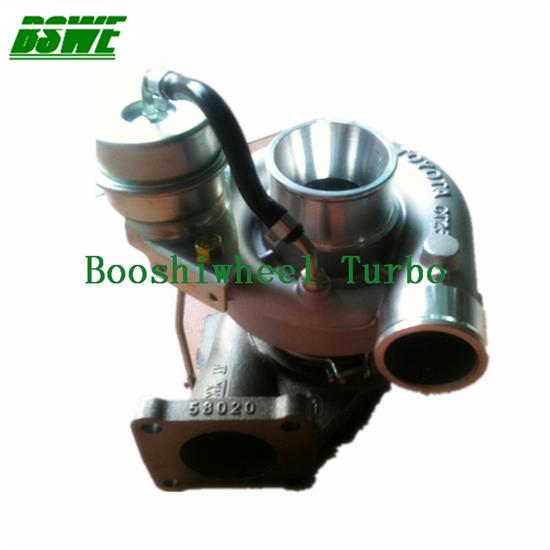 CT26   17201-17020 turbo for Toyota