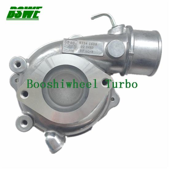 RHF3H VD410084 VJ34 turbo front hosuing for  Mazda  compressor housing