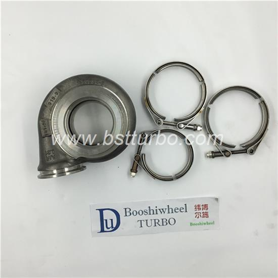 G35 Engine Parts 740902-0102 Forward Rotation Turbine Housing 1.4848 Ar 0.61 Stainless Steel 1.4848 european Standard