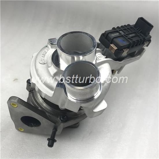 GT1756V 802733-0004 CK5Q-6K682-AB Garrett turbo for  Land Rover 4.4 TDV8 engine