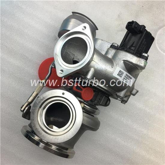MGT2260S 830104-5001 7652050-09 N74B60A turbo for BMW 760i