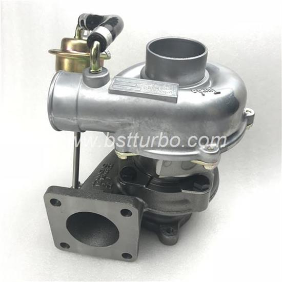 RHF5 129908-18010 VB430075  turbo for Yanmar 4TNV98T engine