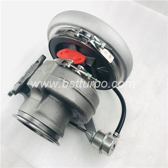 HX55W 2841403 2841397 2843755Turbocharger for Iveco CURSOR 9 engine