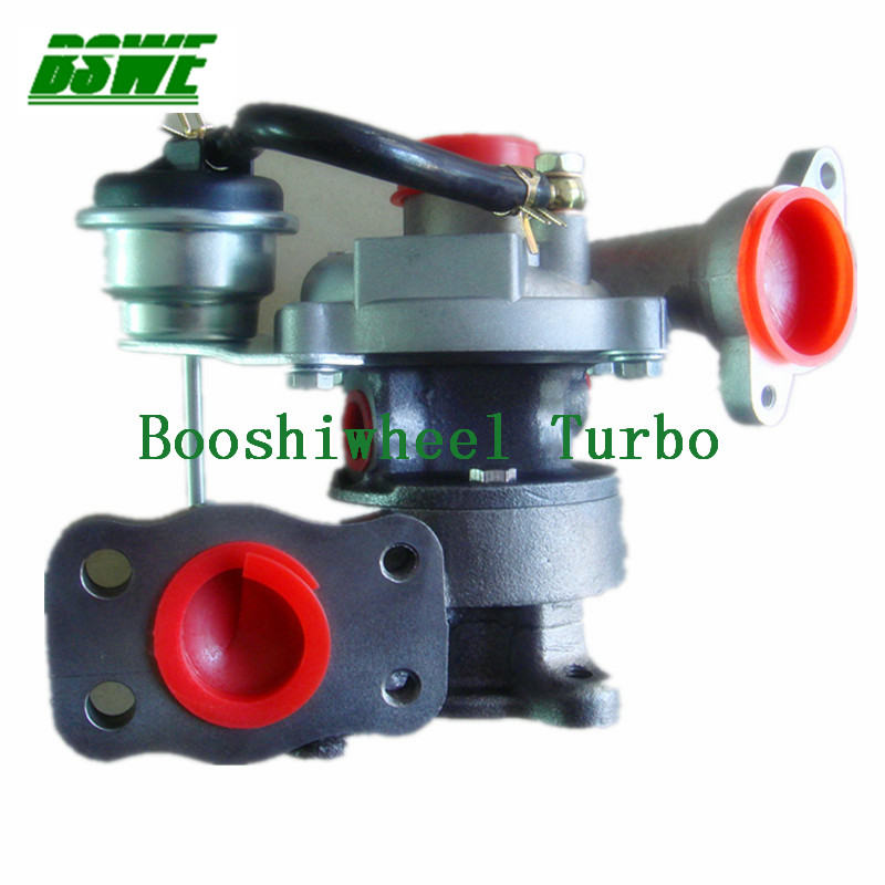 KP35 54359880009  Turbo for Peugeot 206