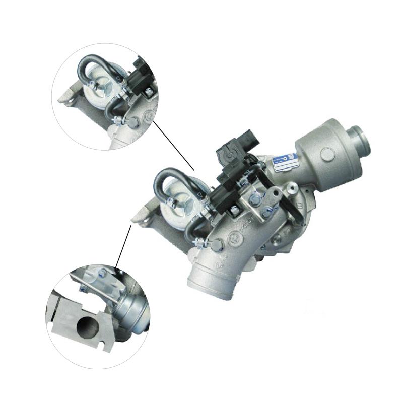 K03 53039880159 53039880123 turbo for Audi