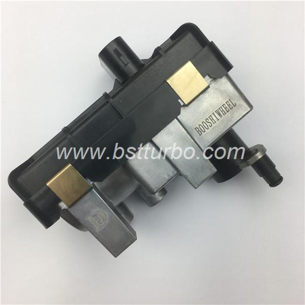49335-19600 6NW010430-27 Turbo electronic Actuator