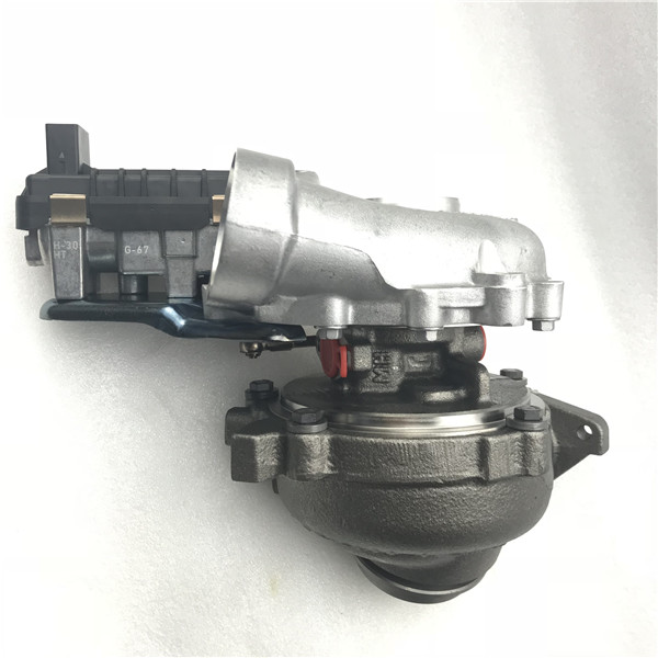 GTB1752VK 766399-5001 A6290900380 turbo for Mercedes Benz